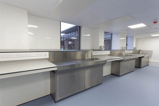 Stainless Steel Dissection Tables - 2018