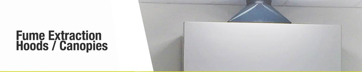 Fume Extraction Hoods / Canopies